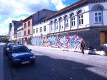 Γκράφιτι οδών Στοκ Φωτογραφία
