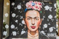 Γκράφιτι Σάο Πάολο Στοκ εικόνα με δικαίωμα ελεύθερης χρήσης