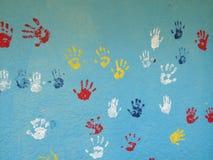 Γκράφιτι στον τοίχο στοκ εικόνα με δικαίωμα ελεύθερης χρήσης