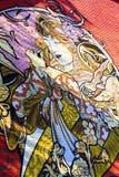 Γκράφιτι Τορόντο Καναδάς αγοράς Kensington Στοκ εικόνες με δικαίωμα ελεύθερης χρήσης