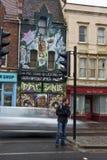γκράφιτι του Μπρίστολ Στοκ Φωτογραφίες
