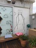 Γκράφιτι του Σάο Πάολο Στοκ Εικόνες