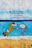 γκράφιτι το ελληνικό s Στοκ Εικόνες