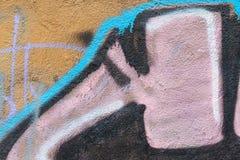 Γκράφιτι. διανυσματική απεικόνιση