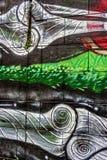 Γκράφιτι 11 Στοκ εικόνα με δικαίωμα ελεύθερης χρήσης