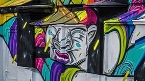 Γκράφιτι 15 Στοκ εικόνες με δικαίωμα ελεύθερης χρήσης