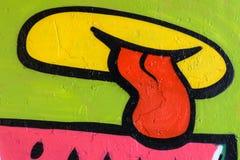 γκράφιτι απεικόνιση αποθεμάτων