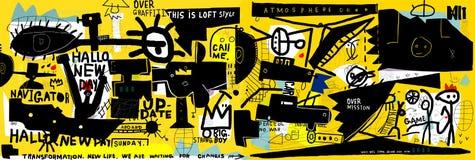 γκράφιτι ελεύθερη απεικόνιση δικαιώματος