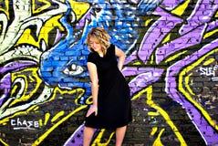 γκράφιτι Στοκ Εικόνες