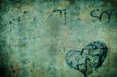 Γκράφιτι grunge Στοκ Φωτογραφίες