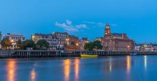 Γκρέιτ Γιάρμουθ στην Αγγλία Στοκ φωτογραφίες με δικαίωμα ελεύθερης χρήσης
