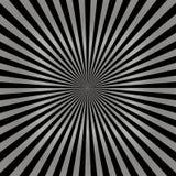 Γκρίζα ηλιοφάνεια ακτίνων ήλιων στο μαύρο σχέδιο διανυσματικό eps10 ΓκρΠαπεικόνιση αποθεμάτων