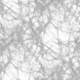 Γκρίζα και άσπρη σύσταση υφάσματος μπατίκ Στοκ Φωτογραφίες