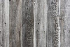 Γκρίζα ξύλινα slats Στοκ φωτογραφία με δικαίωμα ελεύθερης χρήσης