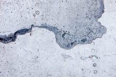 Γκρίζα συγκεκριμένη επιφάνεια Στοκ φωτογραφία με δικαίωμα ελεύθερης χρήσης