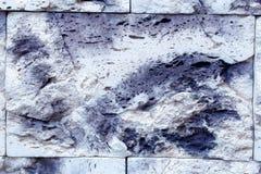 γκρίζα σύσταση βράχου ανασκόπησης Δομή βράχου λεπτομέρειας Στοκ Φωτογραφία