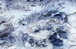 γκρίζα σύσταση βράχου ανασκόπησης Δομή βράχου λεπτομέρειας Στοκ Εικόνα