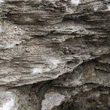 γκρίζα σύσταση βράχου Στοκ φωτογραφίες με δικαίωμα ελεύθερης χρήσης