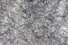 γκρίζα σύσταση βράχου Στοκ Φωτογραφία