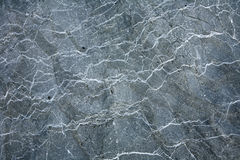 γκρίζα σύσταση επιφάνειας πετρών γρανίτη ανασκόπησης Στοκ Εικόνα