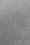 Γκρίζα σύσταση λινού Grunge, κάθετο γκρίζο κατασκευασμένο Burlap υπόβαθρο υφάσματος, κενό κενό διάστημα αντιγράφων Στοκ Φωτογραφίες
