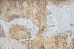 Γκρίζα σύσταση τσιμέντου Στοκ Φωτογραφίες