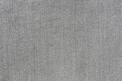 Γκρίζα σύσταση υφάσματος του υποβάθρου κλωστοϋφαντουργικών προϊόντων επιφάνειας Στοκ φωτογραφίες με δικαίωμα ελεύθερης χρήσης