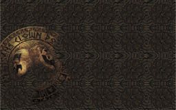 Γκρίζα υπόβαθρο & x28 texture& x29  Μενταγιόν Στοκ φωτογραφία με δικαίωμα ελεύθερης χρήσης