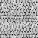 γκρίζα χαλίκια γεωμετρική απεικόνιση polygonal ύφος, υπόβαθρο μωσαϊκών 10 eps ελεύθερη απεικόνιση δικαιώματος