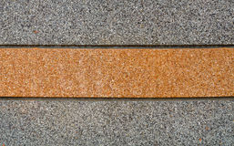 Γκρίζες και πορτοκαλιές υπόβαθρο και σύσταση πετρών Στοκ φωτογραφία με δικαίωμα ελεύθερης χρήσης