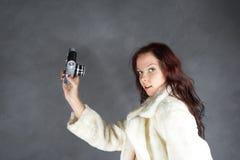 γκρίζες νεολαίες κορι&ta Στοκ φωτογραφίες με δικαίωμα ελεύθερης χρήσης