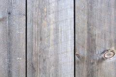 Γκρίζες ξύλινες σανίδες Στοκ εικόνα με δικαίωμα ελεύθερης χρήσης