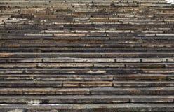Γκρίζες παράλληλες γραμμές βημάτων υποβάθρου αστικές Στοκ εικόνα με δικαίωμα ελεύθερης χρήσης