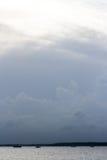Γκρίζοι ουρανοί Στοκ Εικόνες