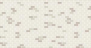 γκρίζος κατασκευασμένος τοίχος τούβλου ανασκόπησης απεικόνιση αποθεμάτων
