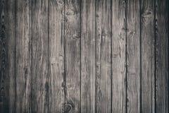 Γκρίζος ξύλινος τοίχος Στοκ φωτογραφίες με δικαίωμα ελεύθερης χρήσης