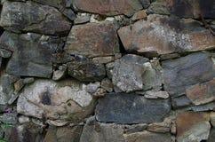 Γκρίζος πέτρινος στενός ένας επάνω στοκ εικόνες με δικαίωμα ελεύθερης χρήσης