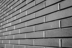 Γκρίζος τοίχος κεραμιδιών τούβλου Στοκ Φωτογραφία