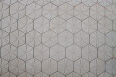 Γκρίζος τοίχος κεραμιδιών Στοκ εικόνες με δικαίωμα ελεύθερης χρήσης