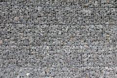 γκρίζος τοίχος πετρών ανα& Στοκ φωτογραφία με δικαίωμα ελεύθερης χρήσης
