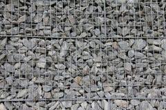 γκρίζος τοίχος πετρών ανα& Στοκ Φωτογραφίες