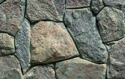 γκρίζος τοίχος πετρών Στοκ φωτογραφίες με δικαίωμα ελεύθερης χρήσης