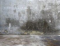 Γκρίζος τοίχος συγκεκριμένων δομών ανασκόπησης Στοκ φωτογραφίες με δικαίωμα ελεύθερης χρήσης