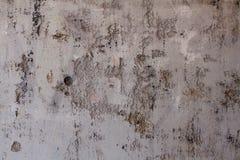 Γκρίζος τοίχος τσιμέντου Στοκ εικόνες με δικαίωμα ελεύθερης χρήσης