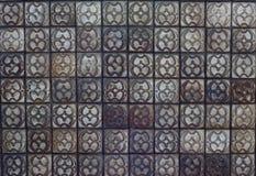 γκρίζος τοίχος Στοκ φωτογραφία με δικαίωμα ελεύθερης χρήσης