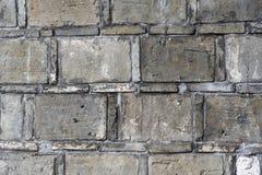 γκρίζος τοίχος Στοκ Εικόνες