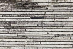 Γκρίζος τουβλότοιχος Στοκ Εικόνα