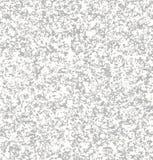 Γκρίζο άσπρο διαστισμένο υπόβαθρο Στοκ Εικόνες
