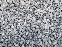 Γκρίζο αμμοχάλικο, υπόβαθρο, υλικό στοκ φωτογραφίες