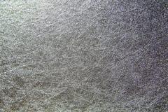 Γκρίζο ασήμι υποβάθρου στοκ φωτογραφίες με δικαίωμα ελεύθερης χρήσης